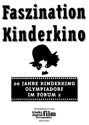 KJK-Sonderdruck FASZINATION KINDERKINO (2000)